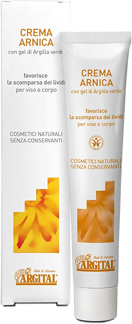 Argital Crema De Árnica, 50 ml, Pack de 1: Amazon.es: Belleza