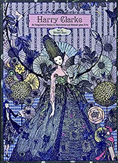 Harry Clarke: An Imaginative Genius in Illustrations and Stained-glass Arts (Japanese Edition) by Harry Clarke (4756245099) | Amazon Products