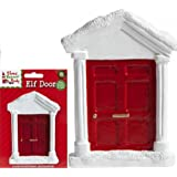VIP Elf Elf Door- VIP Elf Christmas Accessory