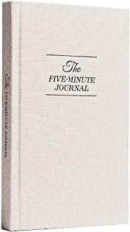 The Five Minute Journal: A Happier You in 5 Minutes a Day | Original Creator of The Five Minute Journal - Simple Daily Guide