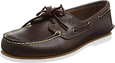 Timberland Icon Classic 2 Tone 2 Eye, Chaussures Bateau homme Marron (74035)