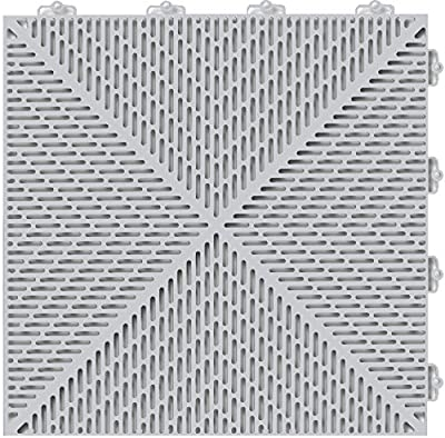 Mats Inc. Soft All Weather Wet Area Floor Tiles