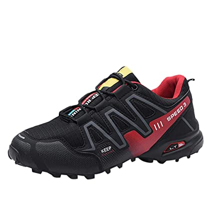 Amazon.com: Mens Non-Slip Shoes,Sharemen Large Size Mesh Breathable Sports Shoes Ultra Light Casual Work Shoes: Clothing