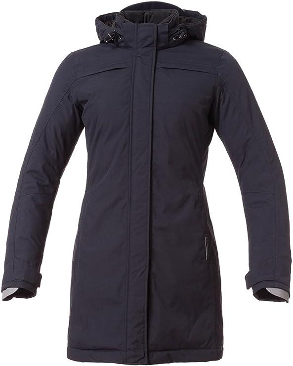 Tucano Urbano Traspirante Modette XS Blu vento e stagno donne 3//4-lunghezza giacca Eskimo