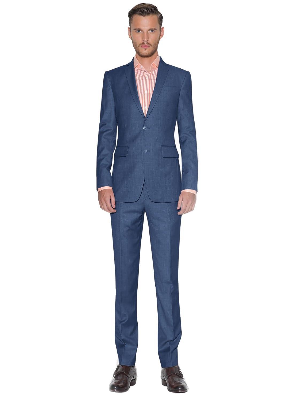 iTailor Men's 2 Button Notch Lapel Suit at Amazon Men's