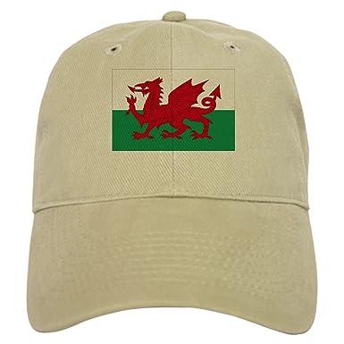 161264d62 CafePress Welsh Red Dragon Cap Baseball Cap