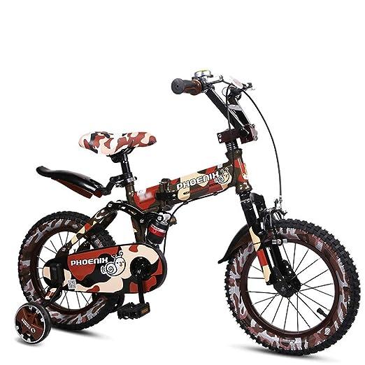 ETZXC Bicicletas para niños Chico/Chica/Estudiante Viajes al Aire ...