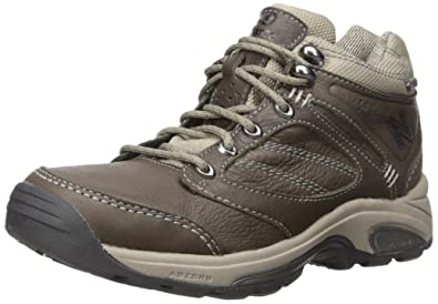 New Balance Women's WW1569 Country Walking Shoe,Brown,6 ...