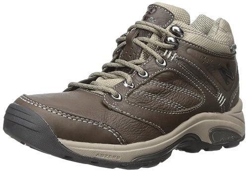 New Balance - Zapatillas de senderismo para mujer, color marrón, talla 45: Amazon.es: Zapatos y complementos