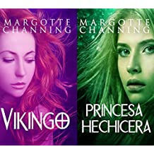 LOS BERSERKERS DE CHANNING: VIKINGO y PRINCESA HECHICERA en un pack especial