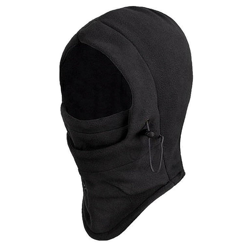 TRIXES–Sport–Máscara facial Balaclava y Exterior Guantes para esquiar motocicleta deportes disfraz larga