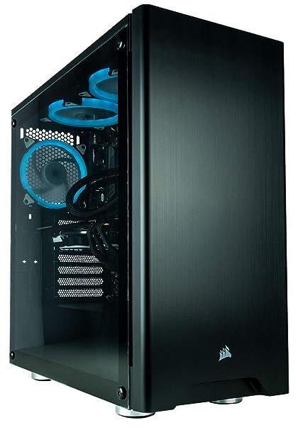 Amazon Com Cuk Sentinel Ii Vr Extreme Gaming Pc I7 8700k 32gb Ram
