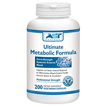 Amazon.com: Ultimate Metabolismo Fórmula – 200 °Cápsulas ...