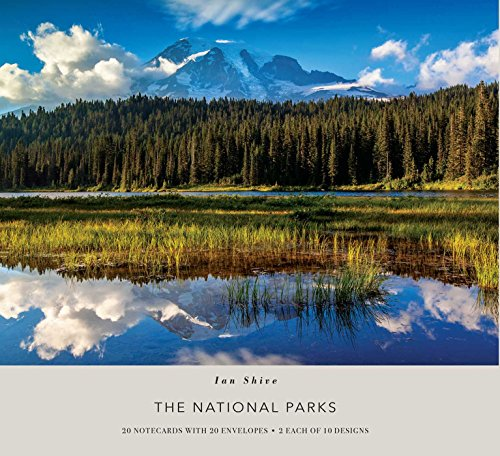 National Parks Blank Boxed Notecards