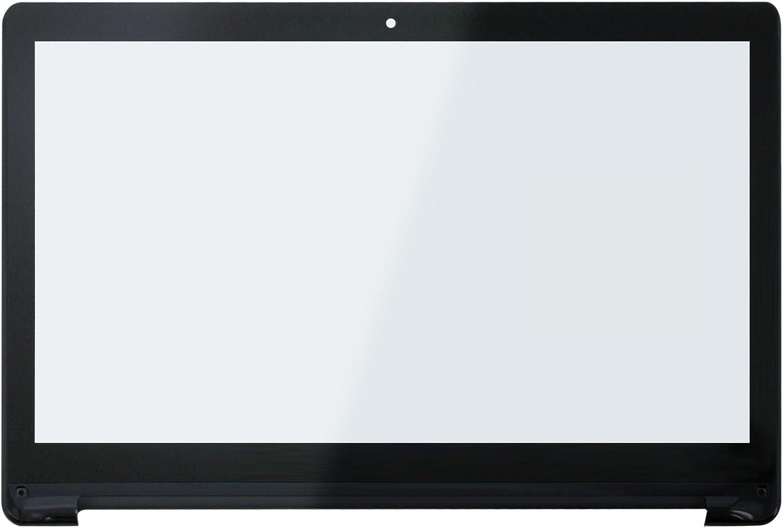 """15.6/"""" For Asus Q504 Q504U Q504UA Q504UA-BI5T26 Touch Screen Digitizer Glass"""