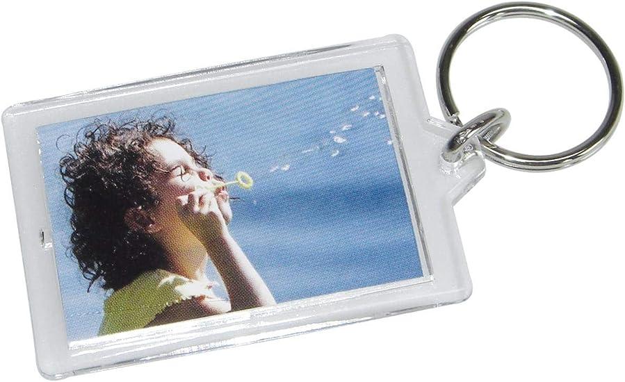 Schlüsselanhänger Für Ein Foto Aus Acryl Kamera