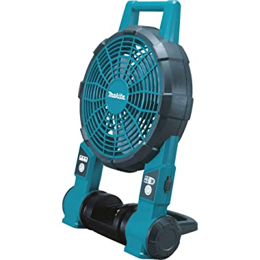 Makita BCF201Z 18-Volt LXT Lithium-Ion Cordless Jobsite Fan (Tool Only, No Battery)