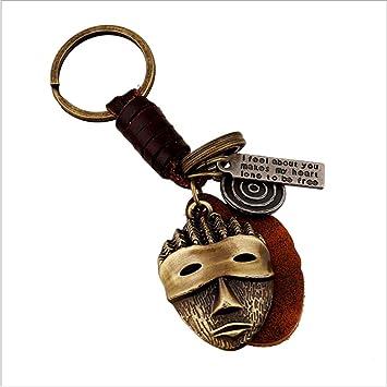 Máscara Llavero Colgante para Mujeres y Hombres de Bolsa ...
