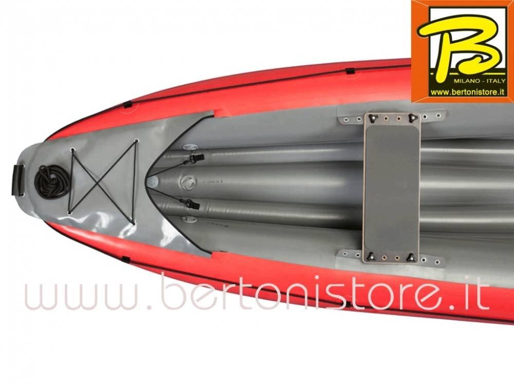 gumotex - gumotex Ruby roja canoa hinchable 045200-r (5 C/11 C) + ...