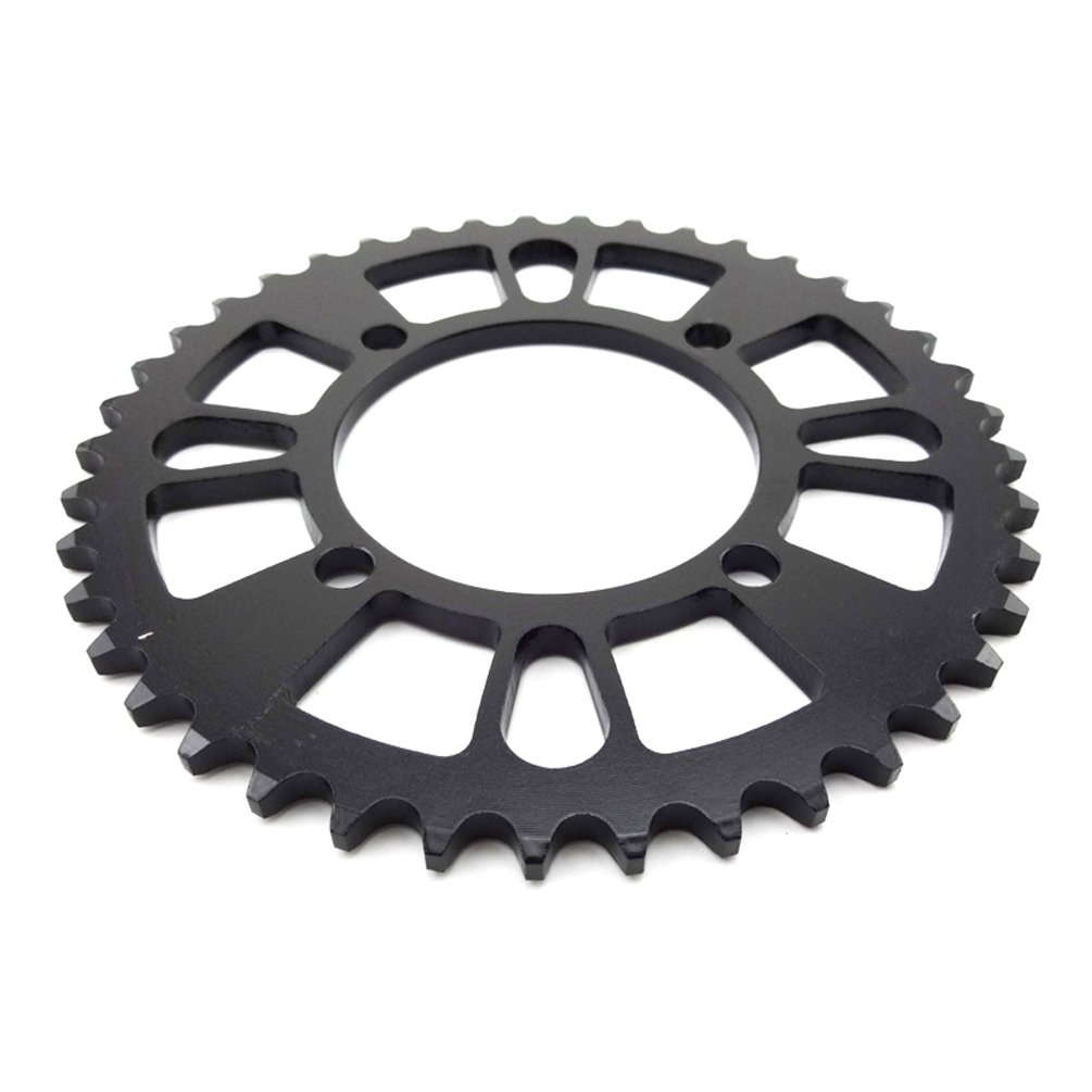 XLJOY 420 41 Tooth 76mm Rear Sprocket For Chinese Dirt Pit Bike KLX110 CRF50 CRF70 XR50