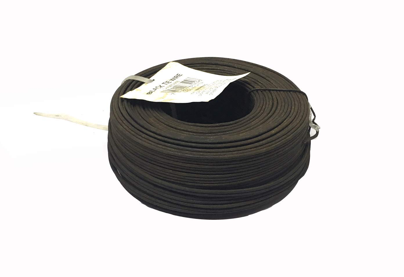 AJ Tools CHINASW16 3.5 lb Tie Wire Coil Black Band
