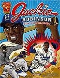 Jackie Robinson: Gran pionero del béisbol (Biografias Graficas) (Spanish Edition)