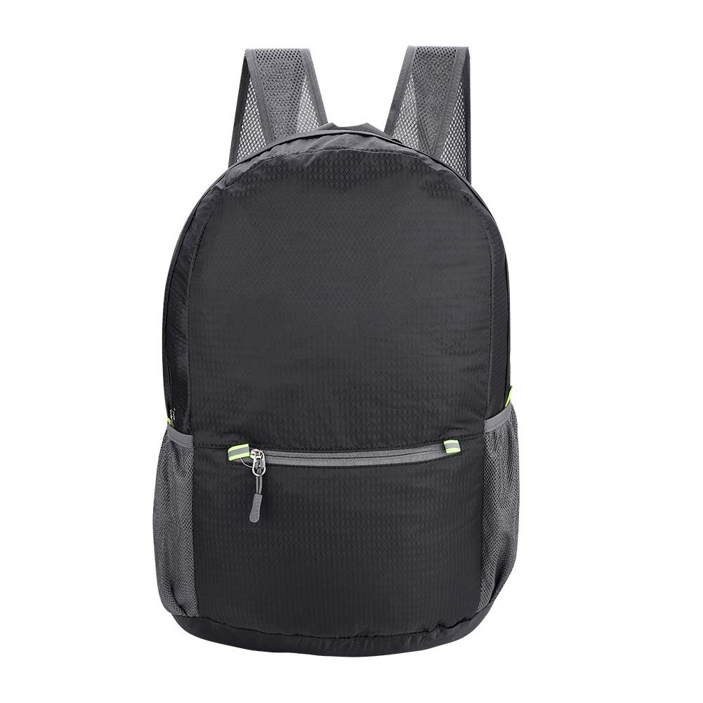 82644456aec0 Amazon.com : Dioche Outdoor Backpack, Lightweight Black Fashion ...