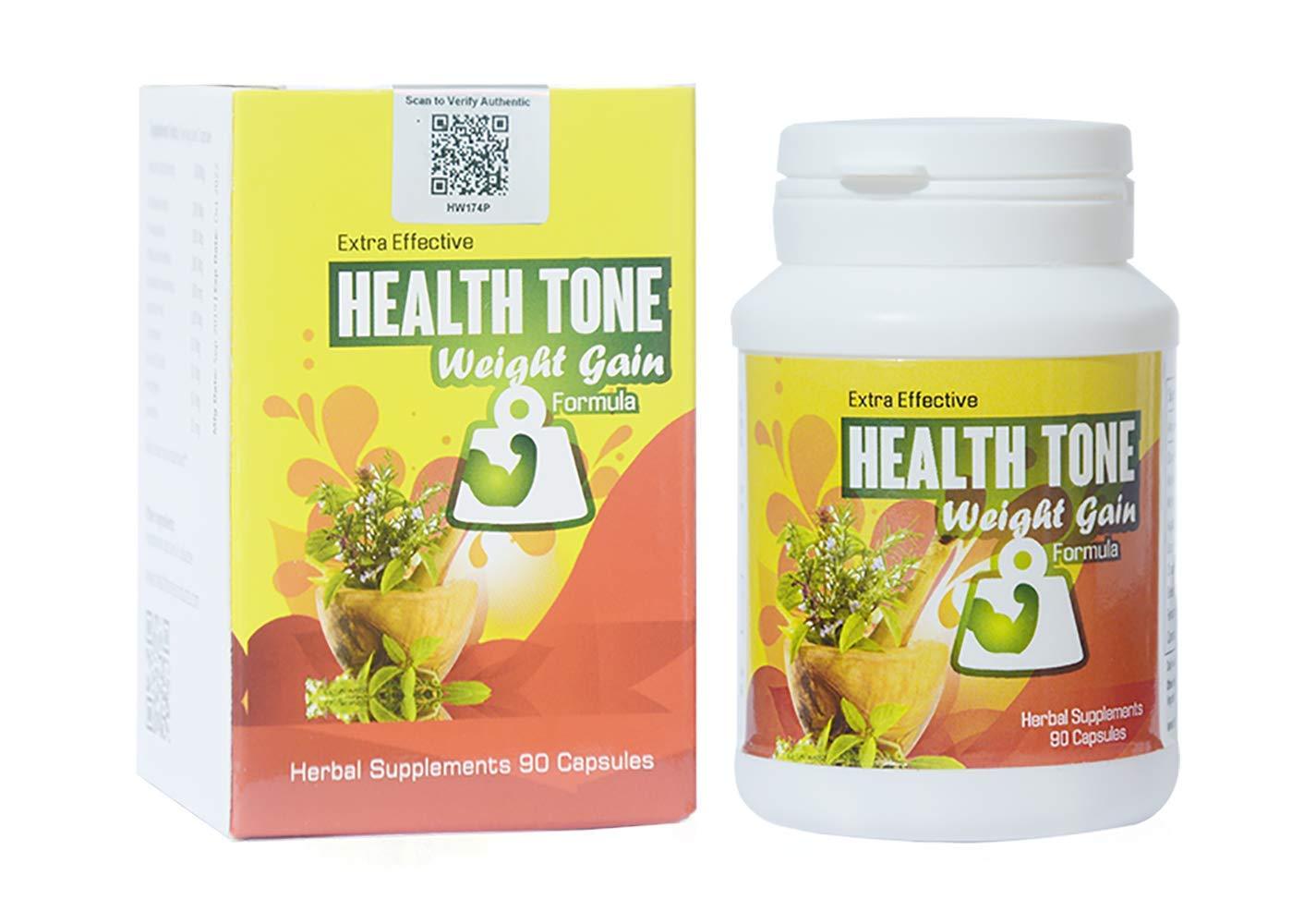 health tone weight gainer