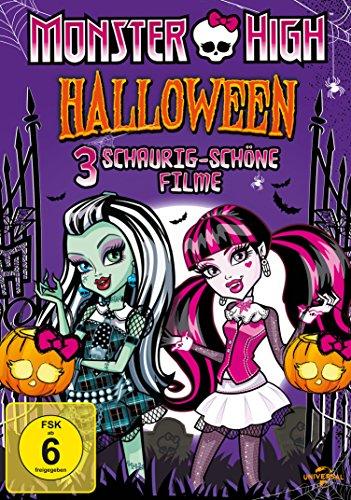 Monster High - Halloween Box -
