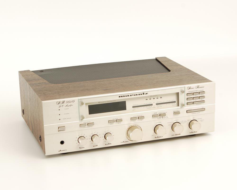 Marantz SR de 8010 DC Receptor: Amazon.es: Electrónica