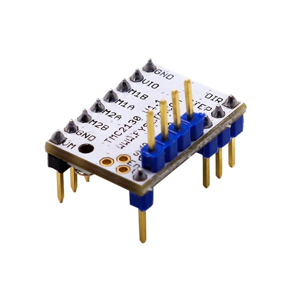 Farwind TMC2130 V1.1 Stepstick Stepper Motor Driver for SPI Function with Heat Sink for 3D Printer