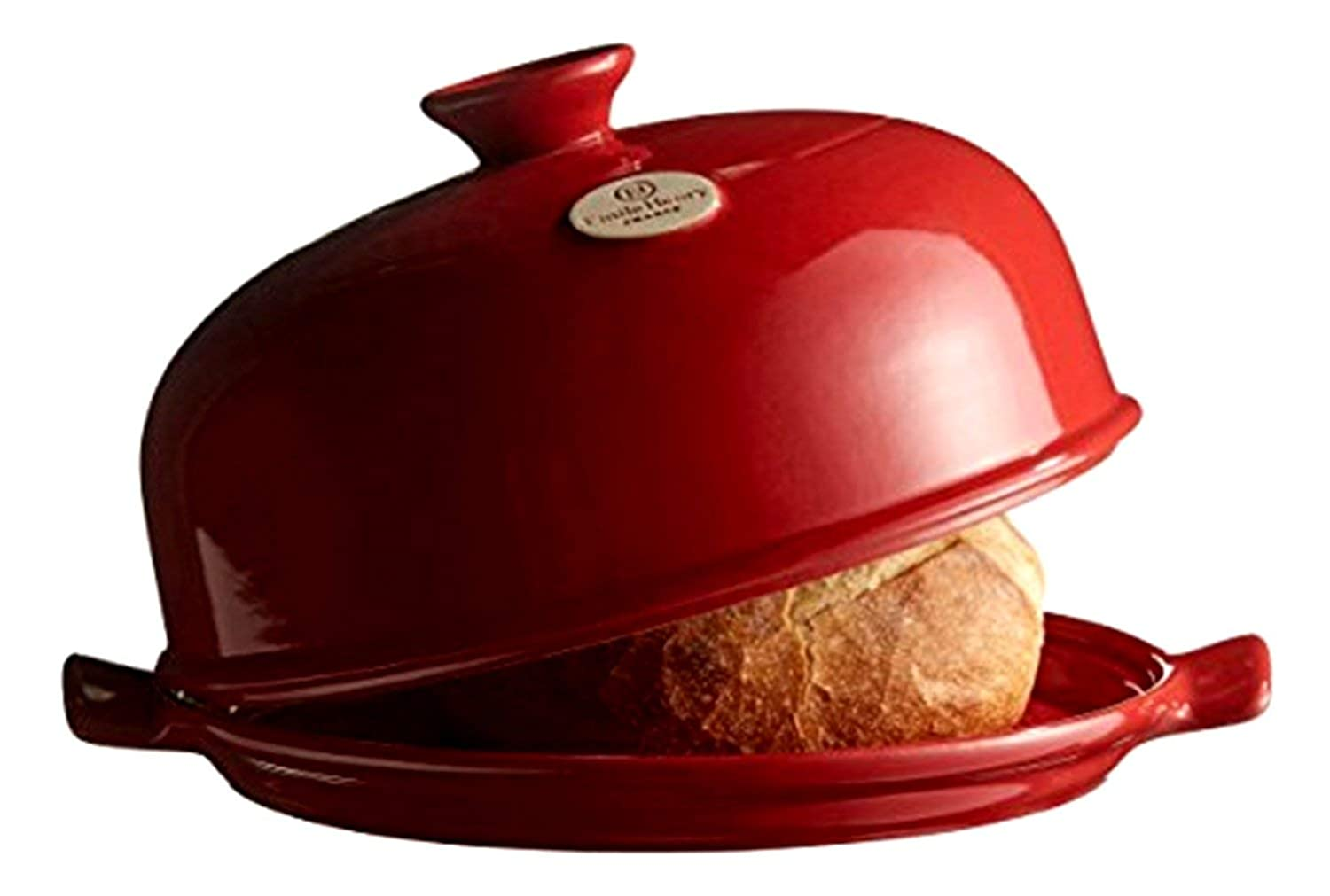 Emile Henry Mould Bread Box Red Flame