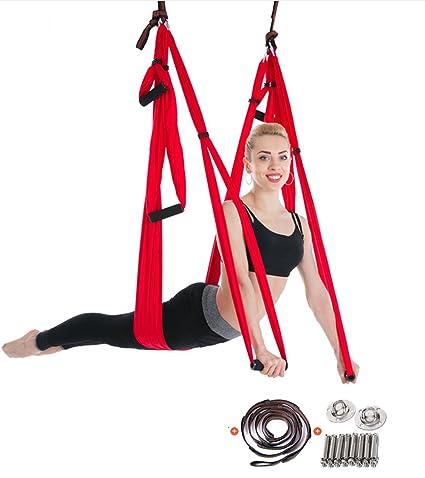ysber - Aerial Yoga trapecio/Swing - inversión - Hamaca ...