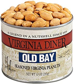 product image for Virginia Diner Old Bay Seasoned Peanuts