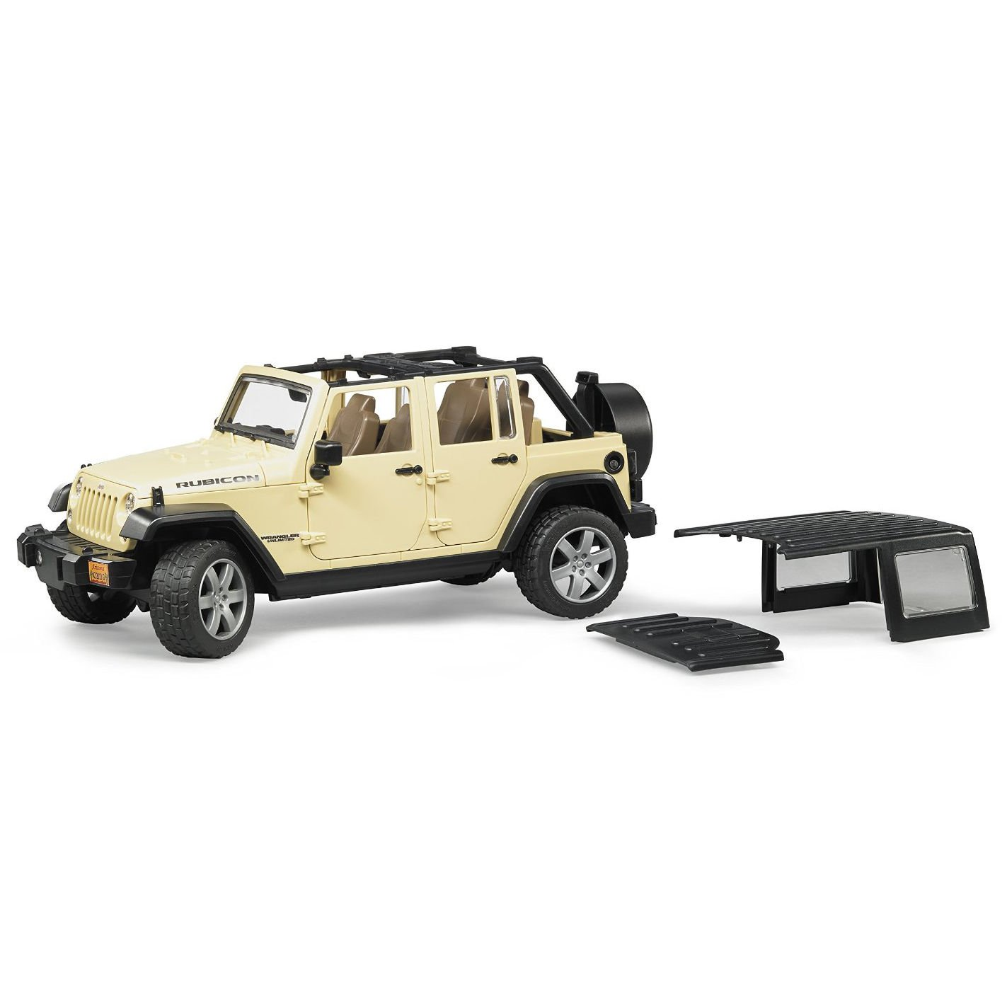 Jeep Wrangler Toys Cars Kids Toy Vehicles Realistic Off Leaking Roof Road Animal Unlimited Rubicon With Detachable House Deals Games