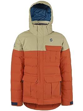 Pour Homme S Snowboard Scott Veste Orangebeige De tzCwqnA0xT