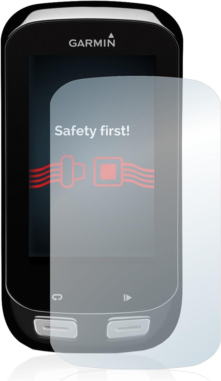 savvies Cristal Templado Compatible con Garmin Edge 1000 Protector Pantalla Vidrio Proteccion 9H Pelicula Anti-Huellas: Amazon.es: Electrónica