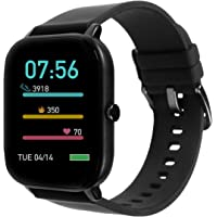 """NDur Smart Watch, Fitness Tracking 24/7 Heart Rate Monitor, Activity Tracker with 1.3"""" Full Touch Screen, Smartwatch…"""