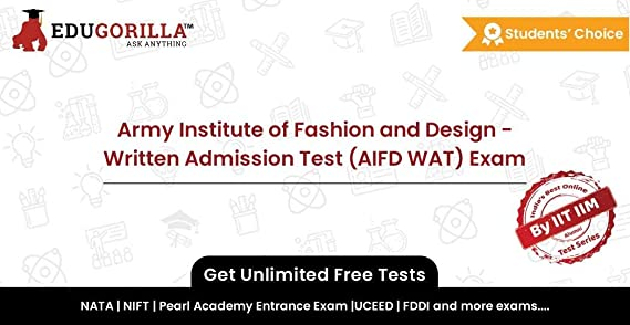 Army Institute Of Fashion And Design Written Admission Test Aifd Wat Mock Test 2020 Unlimited Online Test Series Speed Tests 1 Month Subscription Email Delivery Within 2 Hours Edugorilla Amazon In Software