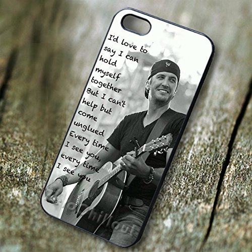 Quote Lyric Country Music for Iphone 6 and Iphone 6s Case