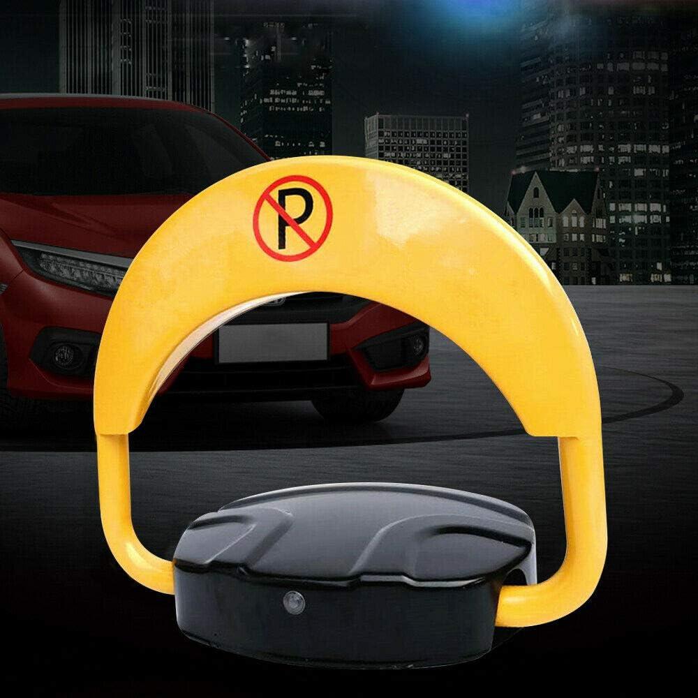 Barrera de aparcamiento con 2 mandos a distancia Berkalash