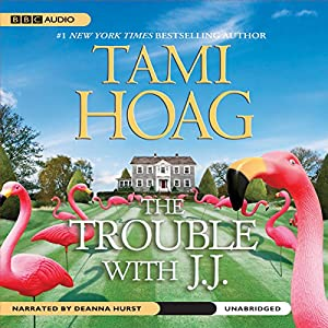 The Trouble with J. J. Audiobook