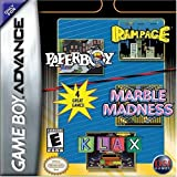 GBA Paperboy/Rampage/Marble Madness/Klax