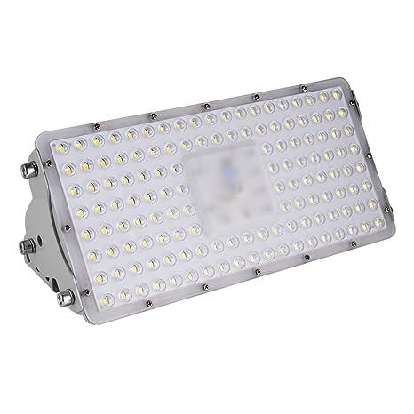 Viugreum Foco Módulo Super Brillante 100W,Focos LED Exterior Impermeable IP65, Reflector Lámpara para