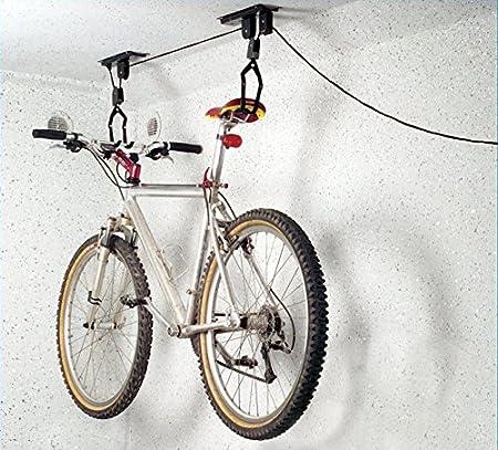 Soporte de techo para bicicletas, el accesorio perfecto para cualquier bicicleta: Amazon.es: Deportes y aire libre