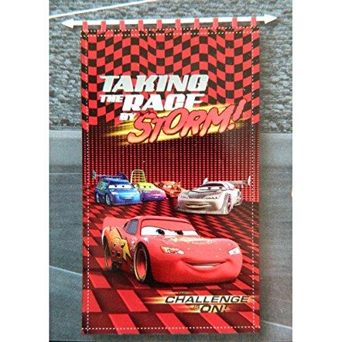 3 opinioni per TENDA TENDE PANNELLO ARREDO CAMERETTA Disney CARS 160X290 COTONE E083