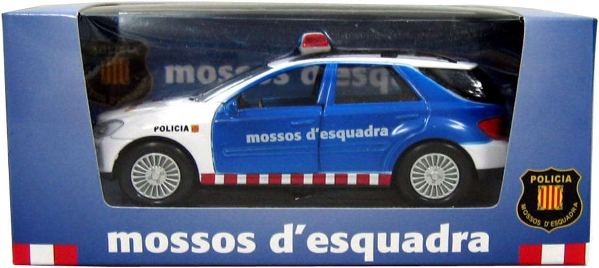 Playjocs - Coche de policía Mossos dEsquadra: Amazon.es: Juguetes ...