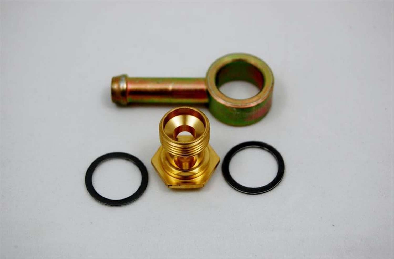 AED 5427 3//8 Banjo Fuel Fitting Advanced Engine Design