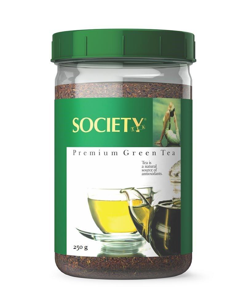 Society Tea Premium Green Tea 250G Jar