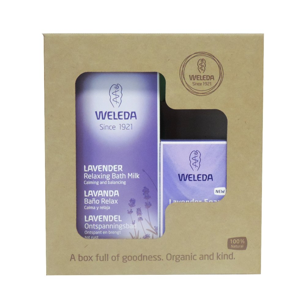 Weleda - Lavender Bath Gift Pack - 300g (Case of 7)